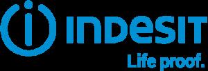 Логотип бренда Indesit