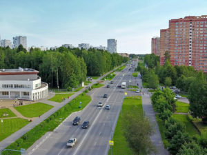 Город Климовск, Московская область