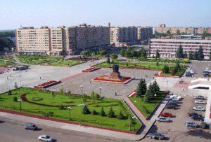 Город Орехово-Зуево