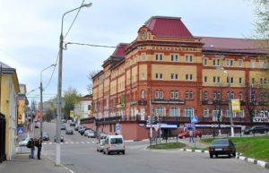 Город Подольск, Московская область