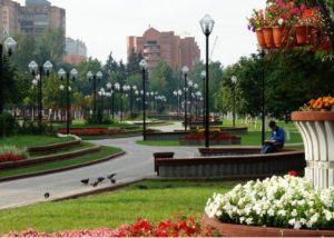 Город Железнодорожный, Московская область