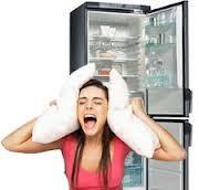 Холодильник сильно гудит